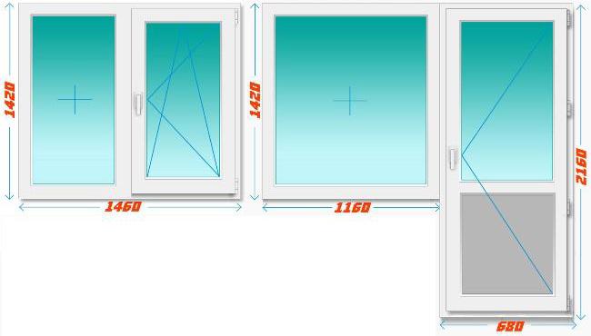 Окно 1400х1400 цена